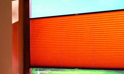 plissee orange my blog. Black Bedroom Furniture Sets. Home Design Ideas